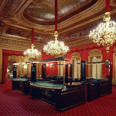 Casino Baden Poker
