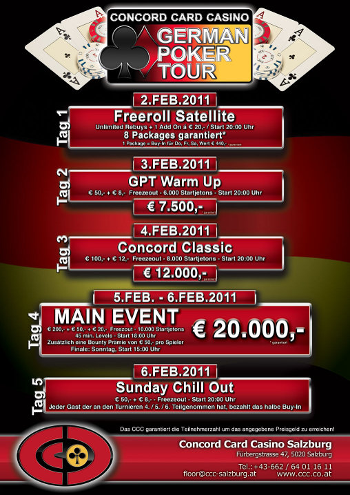 German Poker Tour