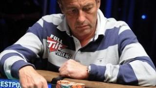 WSOP 2010 Eddy Scharf