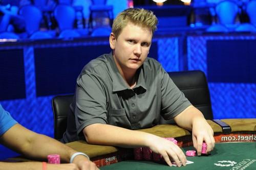 poker chips verteilen