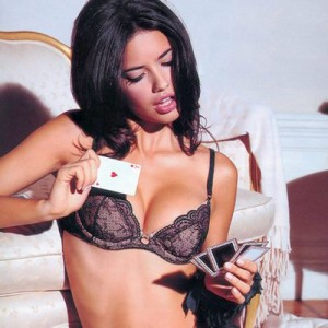 Sexy Poker Player Teaser