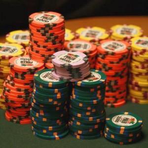 WSOP Chips 10