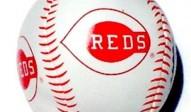 Cincinnati Reds Vinyl Baseball