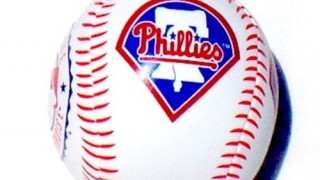 Philadelphia Phillies Vinyl Baseball