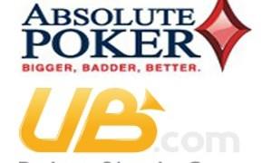 Absolute Poker UB Logo
