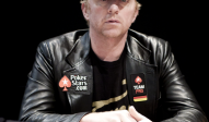 Sechsfacher Grand Slam Gewinner und Pokerstars Sports Friend Boris Becker an Tag 1 der EPT London