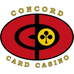 Concord Card casino Logo