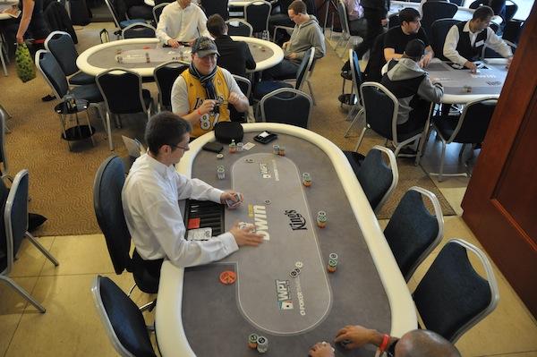 World Poker Tour Ring