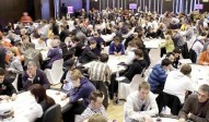Turniersaal bei der EPT Berlin 2010