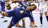 Handball Frankreich Spanien 3