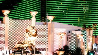 Las Vegas Strip MGM Grand Teaser