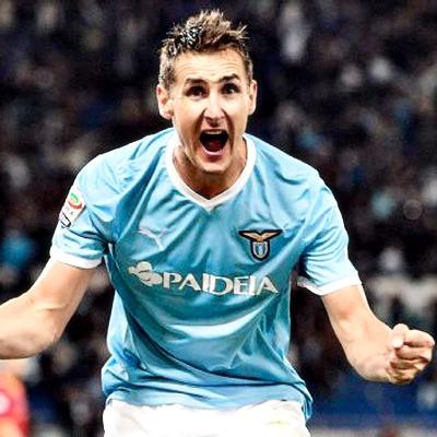 Lazio Rom Trikot Klose
