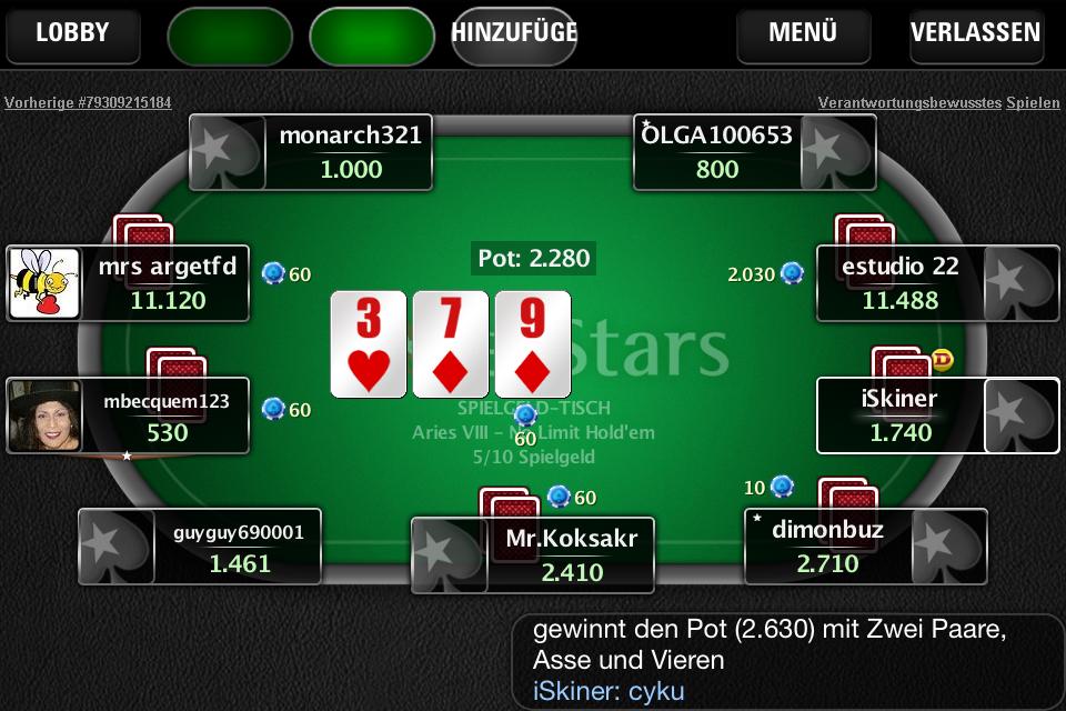 Pokerstars Kostenlos