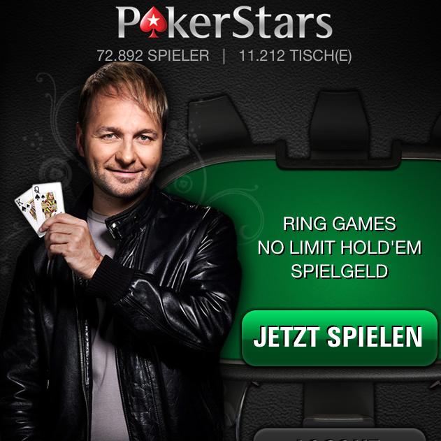 pokerstars casino über handy