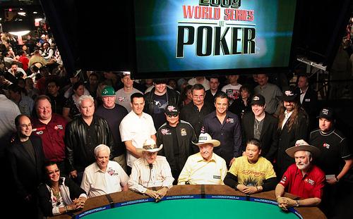 Amarillo poker runs