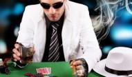 Las Vegas Mafia, Pokertisch,