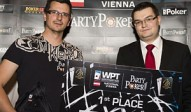 Tomasz Kogovsek WPT National Wien winner