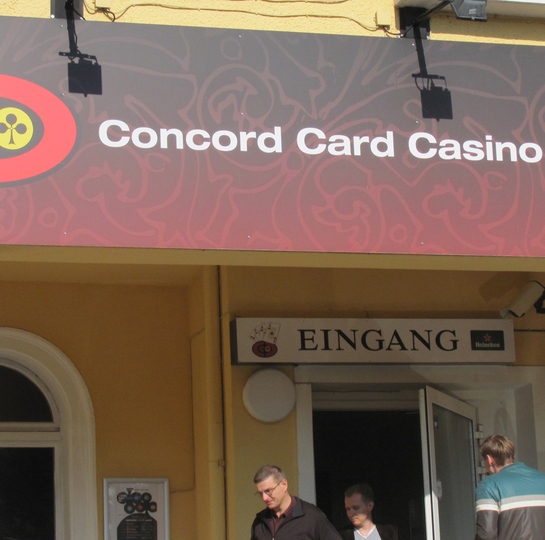 Concord Card Casino Bregenz