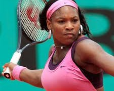serena williams ace