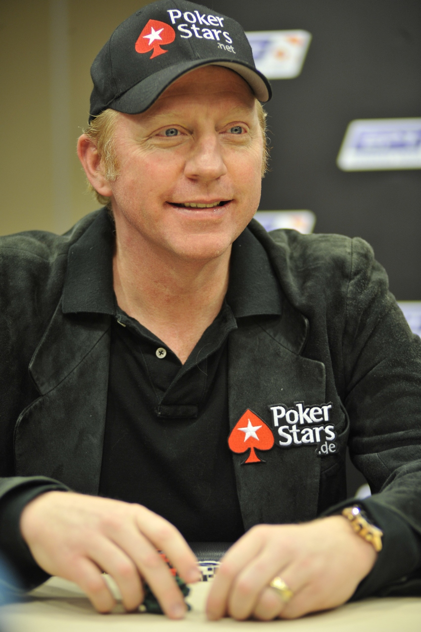 boris becker casino