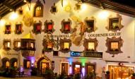 Aufnahme Casinos Kitzbühel, Tag und Nachtaufnahme und Mitarbeiter