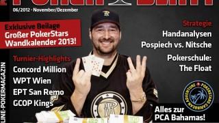 PokerBlatt Cover 06-2012