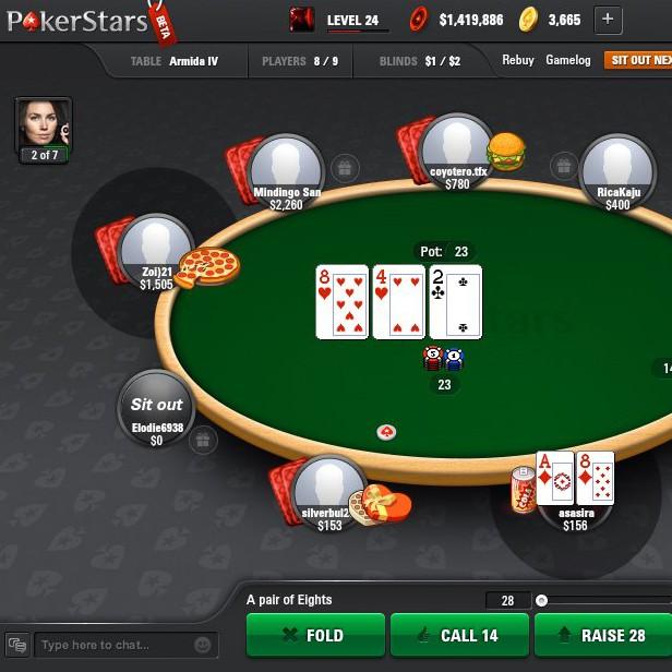 Poker bots auf pokerstars