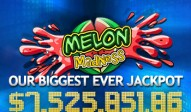 Party Casino $7.5 Million Jackpot win on Melon Madness Slot March 2013