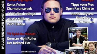 PokerBlatt Cover 02-2013