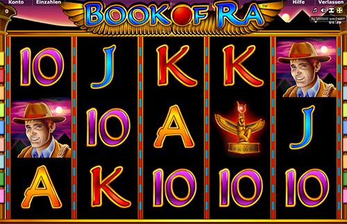play online free slot machines spiel book of ra