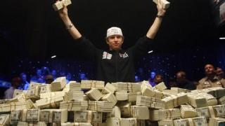 Eastgate bei seinem Titelgewinn