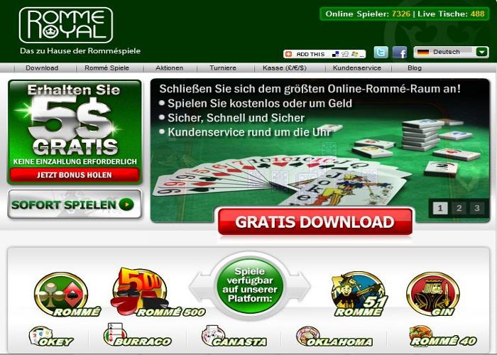romme kostenlos online spielen