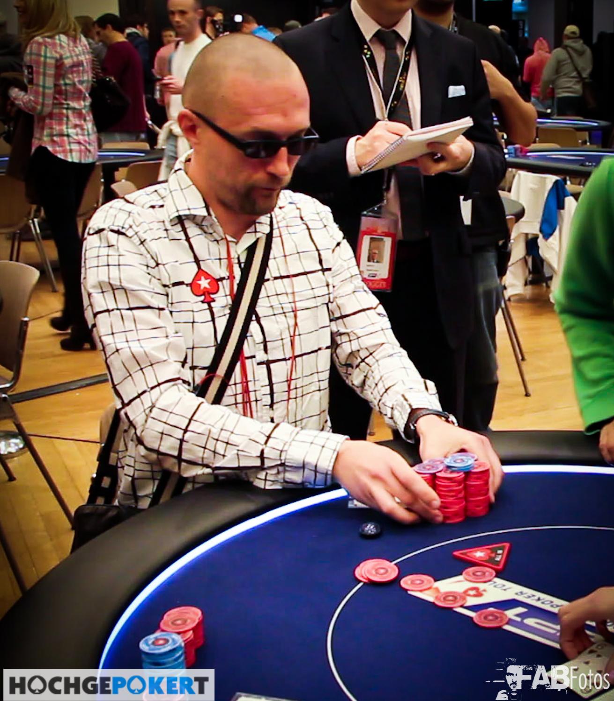 Bubble Boy Poker