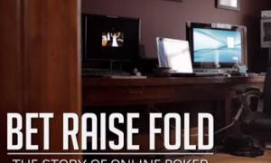 bet raise fold