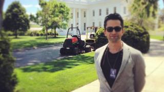Esfandiari Weißes Haus