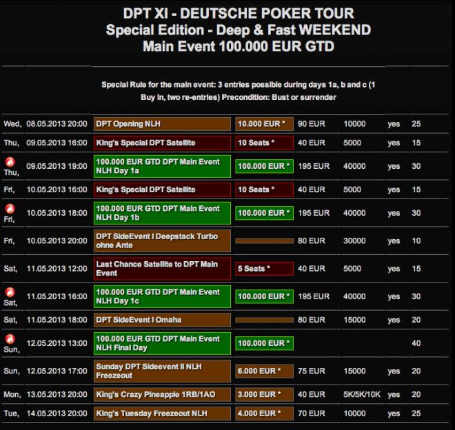 deutsche poker tour