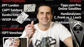 Klein_PokerBlatt Cover 1 Ausgabe 03-2013