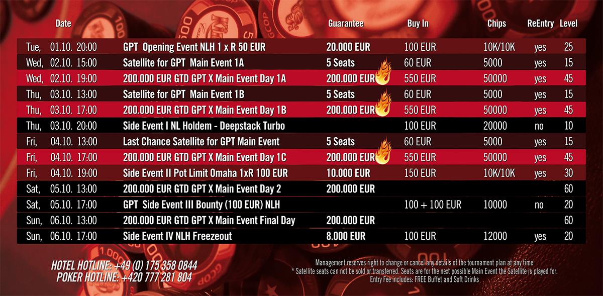german poker tour christmas edition