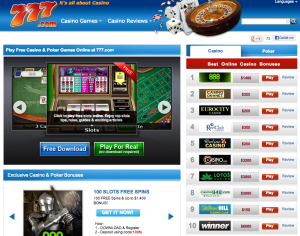 online casino games reviews spiele im casino