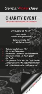 Charity German Poker Days