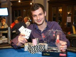 Winner Vlad Darie