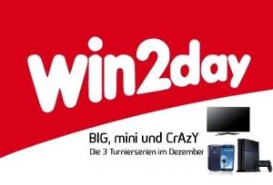 Win2day Gewinne