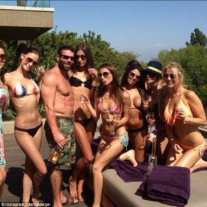 bilzerian girls