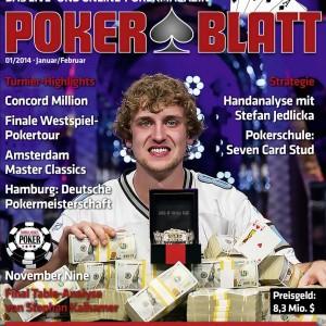PokerBlatt Cover 01-2014 klein