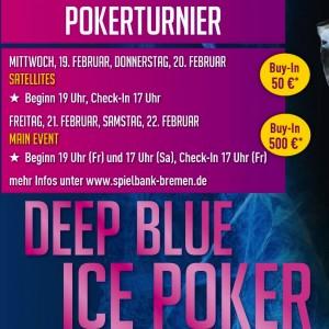 Deep Blue Ice