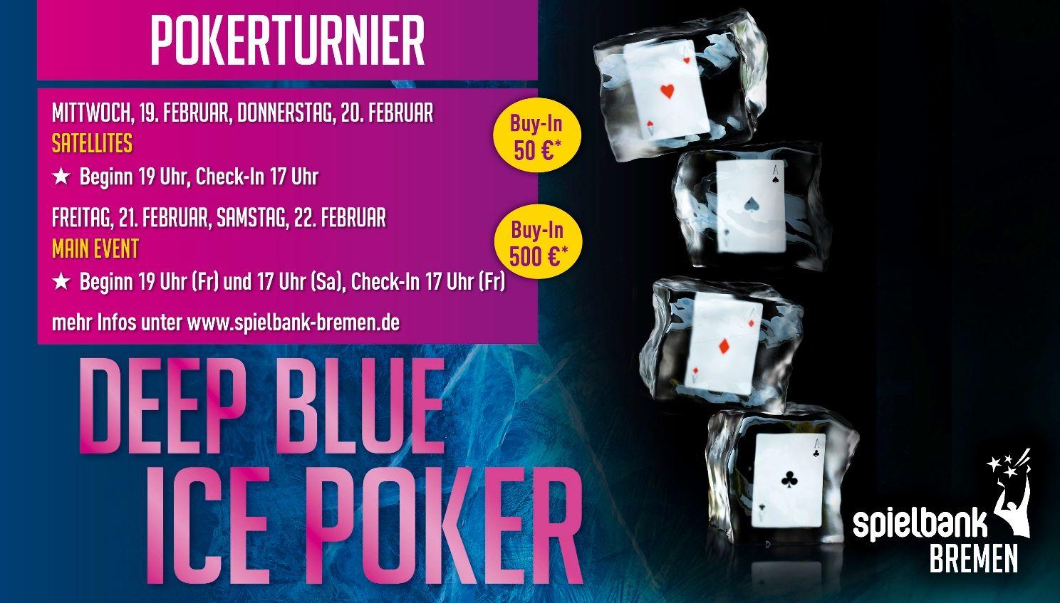 Pokerturnier Bremen