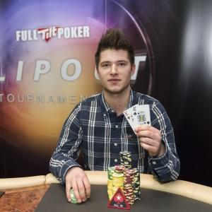 Flipout Champion Felix Schulze