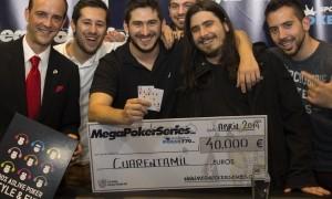 MPS Madrid 2014 Main Event