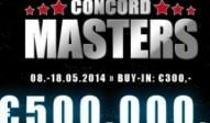 concord masters 2