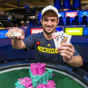 Event 32 Champion Joe Cada